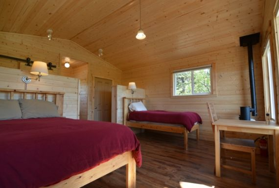 private guest cabin alaska fly fishing lodge